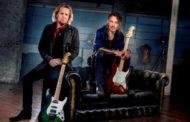 SMITH/KOTZEN: El guitarrista de IRON MAIDEN y guitarrista de POISON y MR.BIG anuncian disco juntos y presentan su primer videoclip