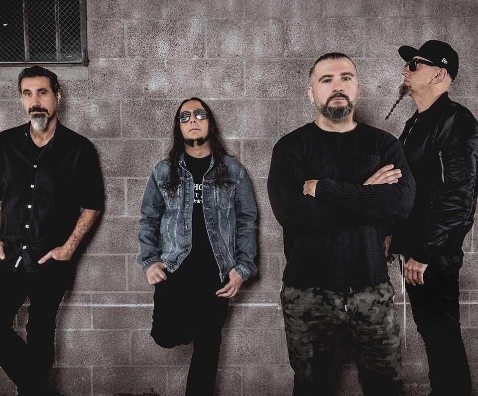 System of a Down realizará un concierto en streaming benéfico y estrenará nuevo videoclip