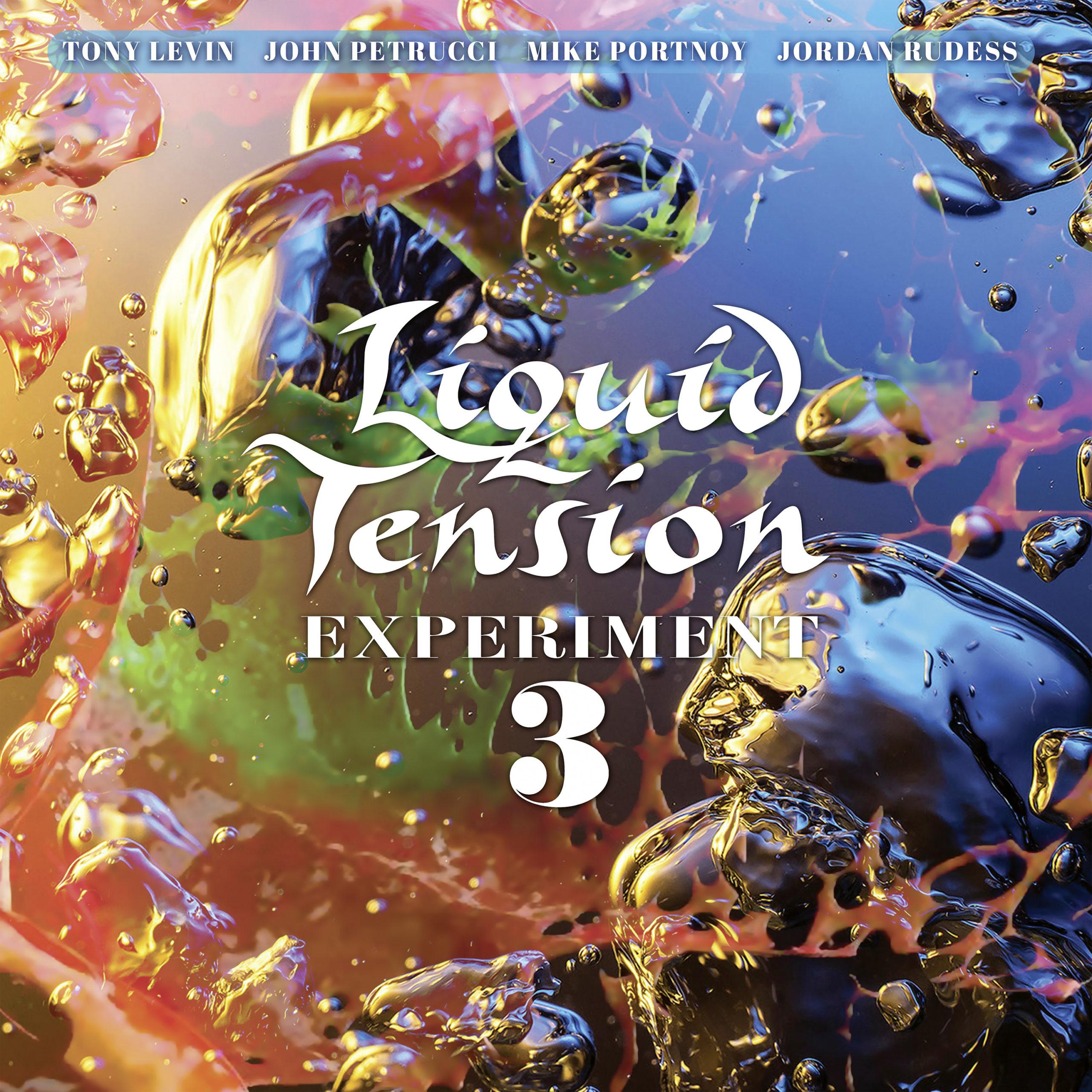 LIQUID TENSION EXPERIMENT –Anuncia detalles del nuevo álbum, 'LTE3'