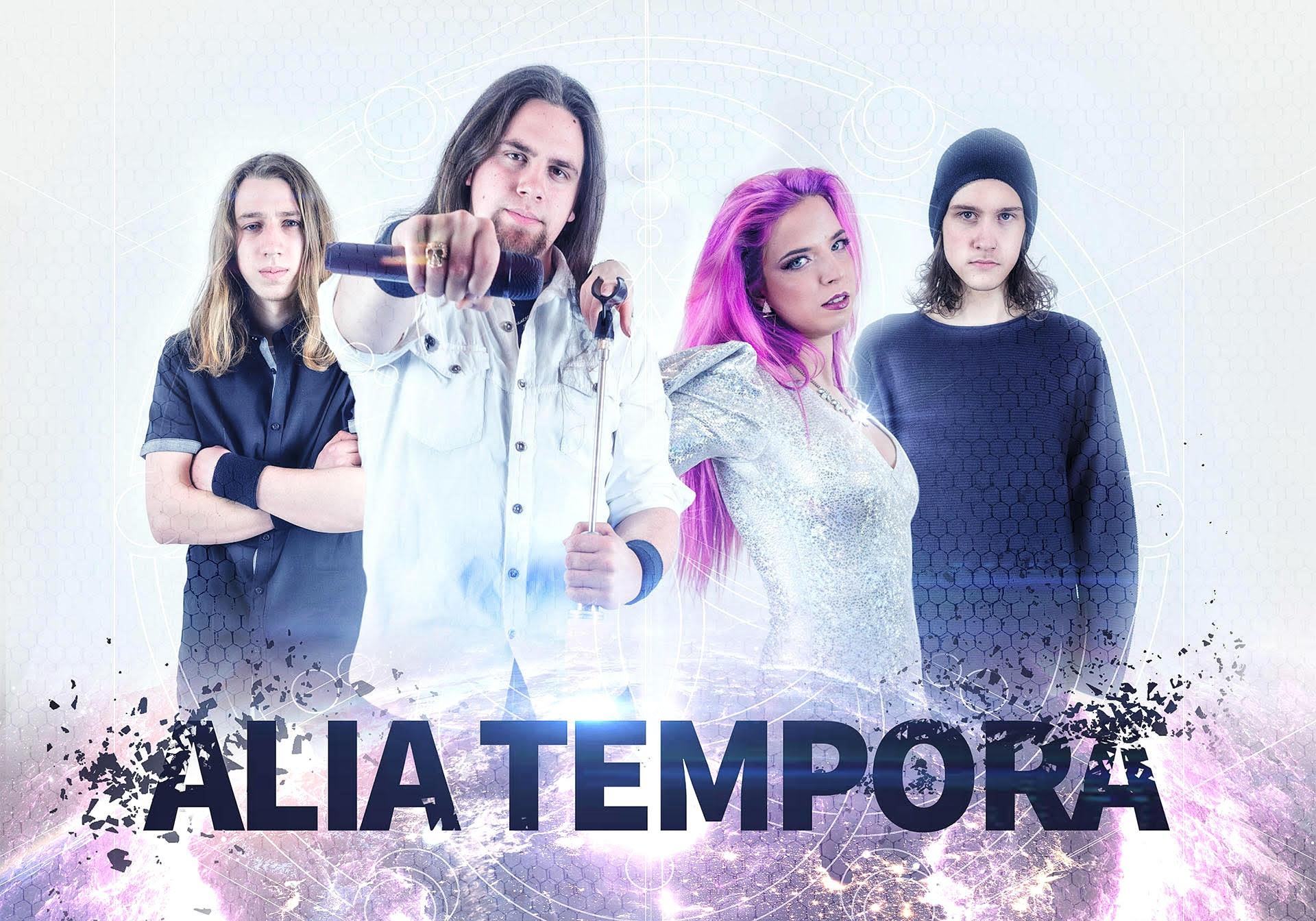 Alia Tempora ficha por Rock On Agency