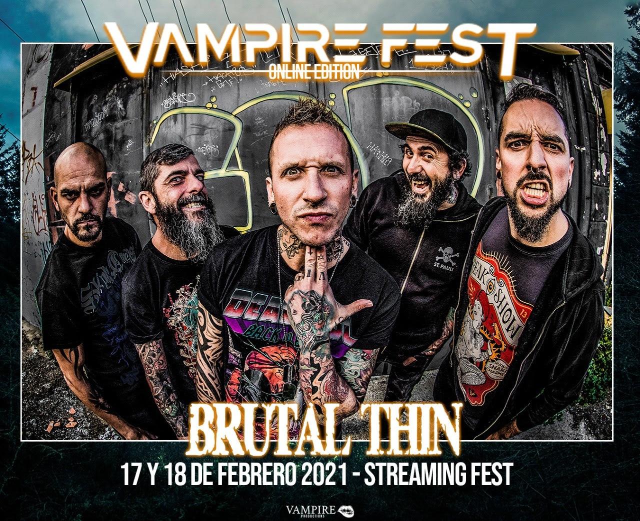 Vampire Fest Online Edition – Nuevas confirmaciones