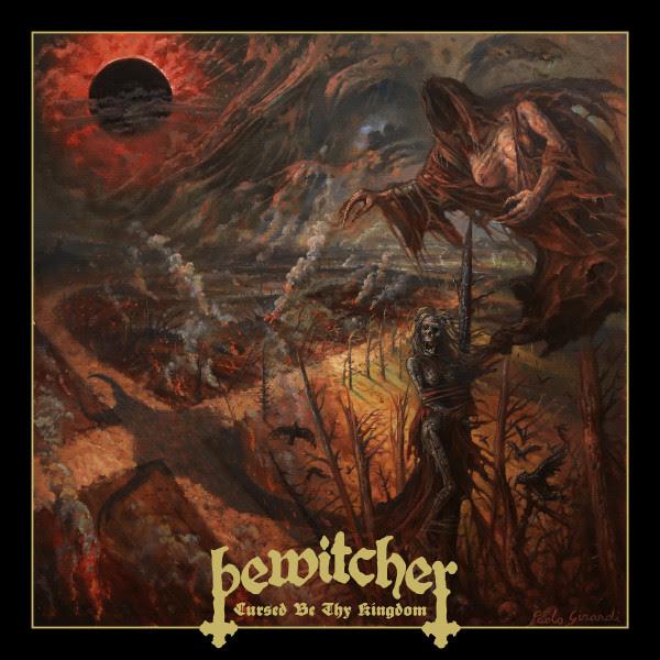 """BEWITCHER – Estrena el single """"Satanic Magick Attack"""""""
