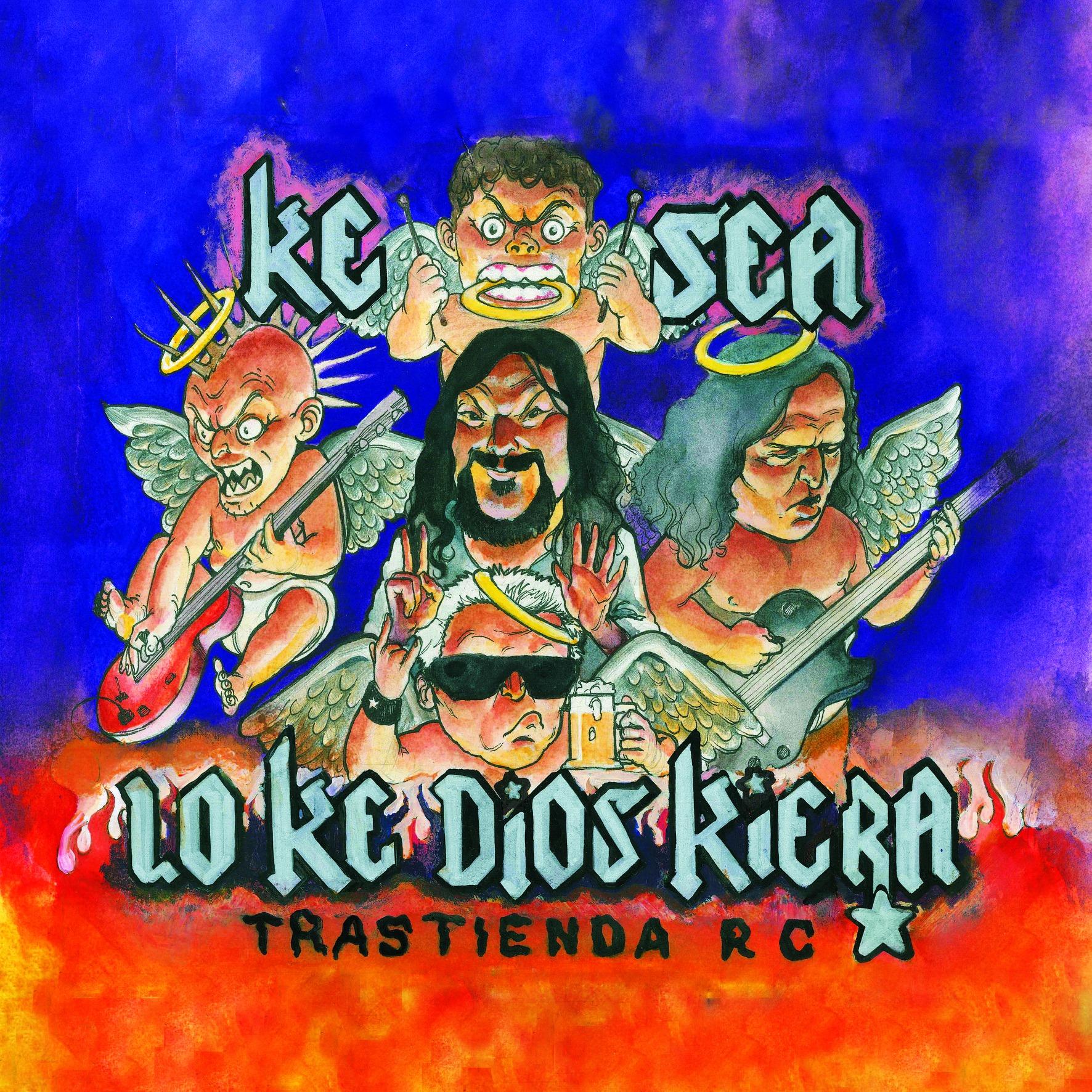 Reseña: Trastienda Rc «Ke sea lo ke dios kiera»