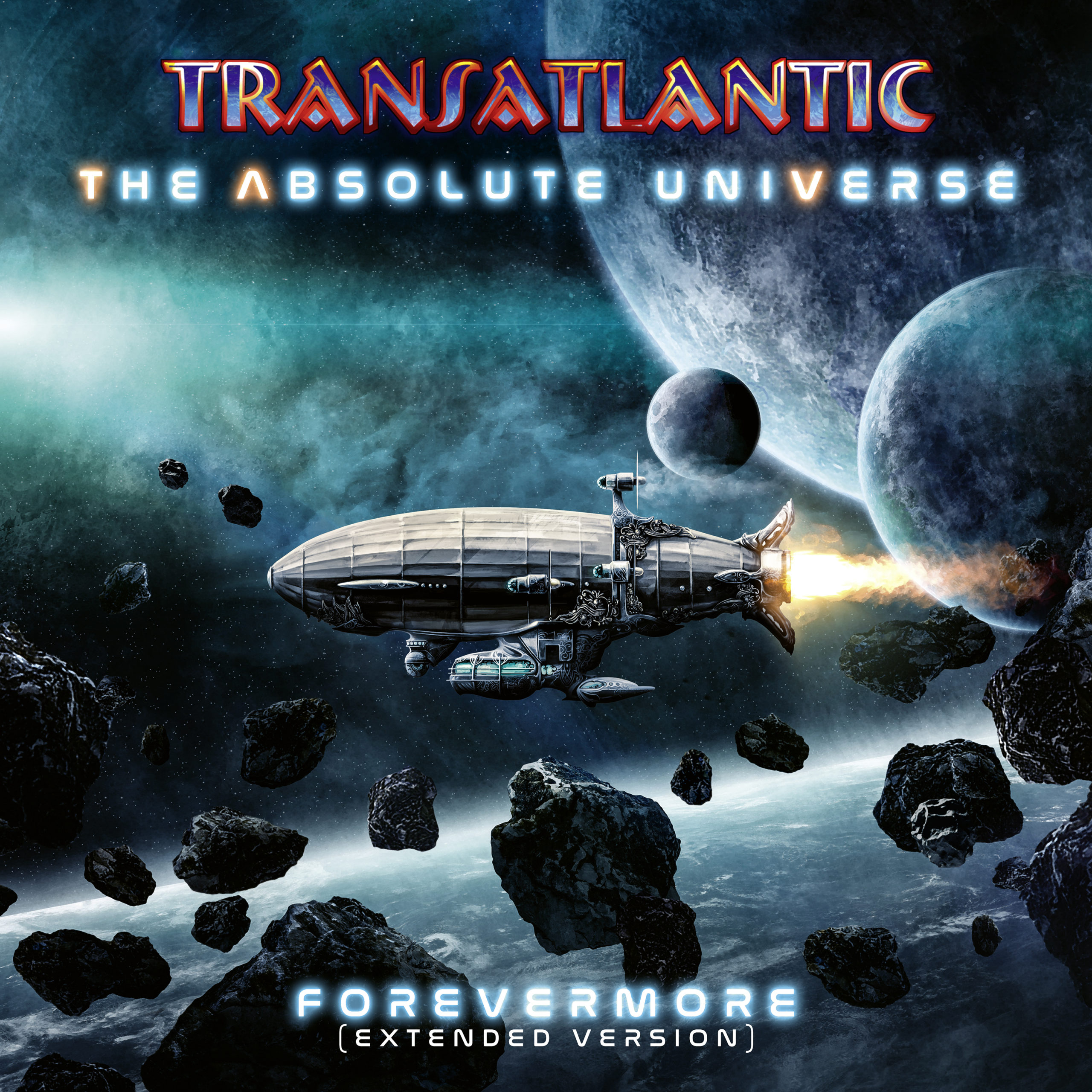 Reseña – review: Transatlantic «The Absolute Universe»