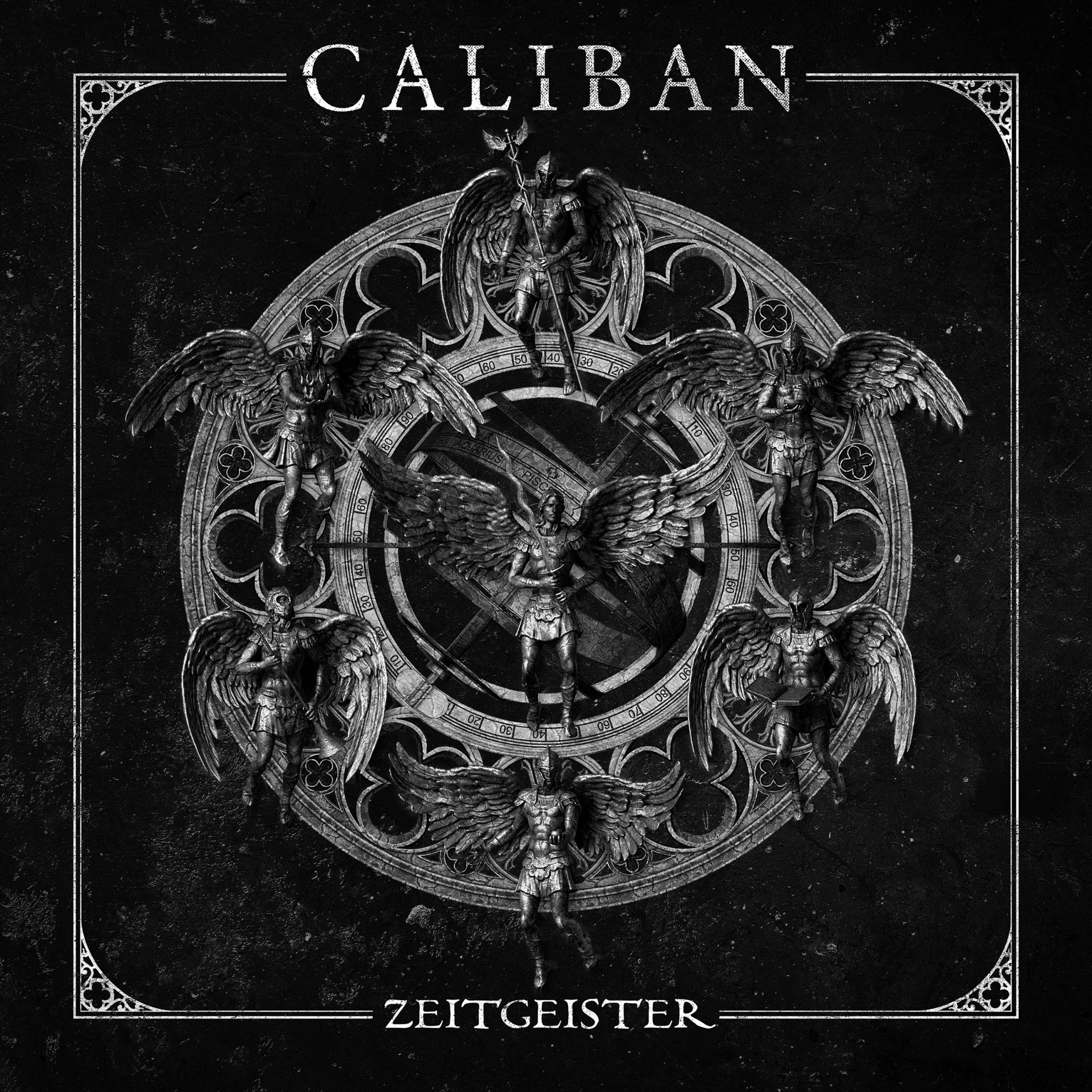 Caliban estrena nuevo single y vídeo  «Intoleranz»
