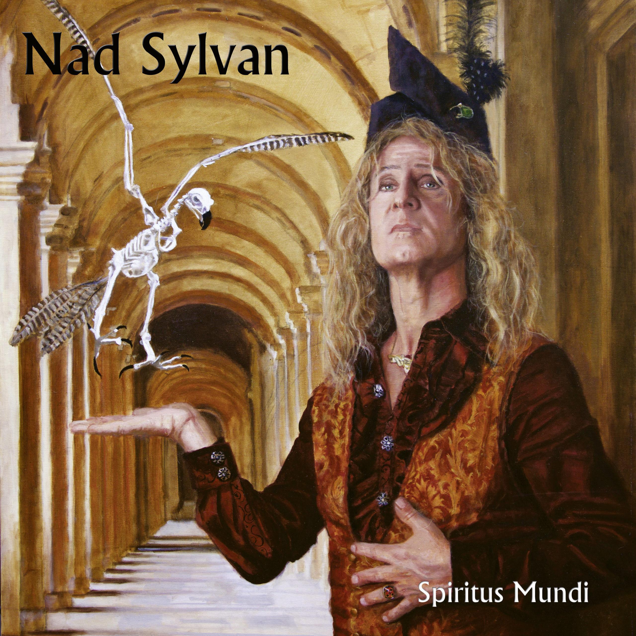 """Nad Sylvan: Estrena un nuevo vídeo, """"Sailing To Byzantium"""""""