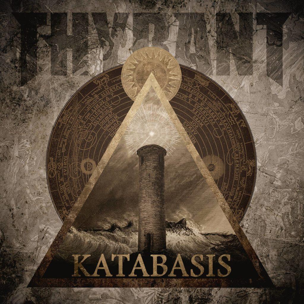 """Reseña – review: Thyrant """"Katabasis"""""""