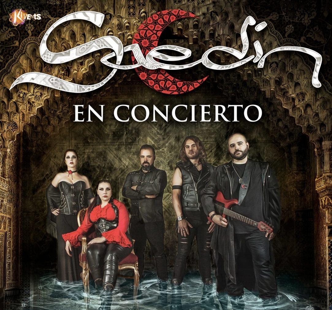 Saedín estarán actuando el 24 de abril en Jerez De La Frontera