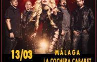 Easy Rider el 13 de marzo en La Cochera Cabaret (Málaga)