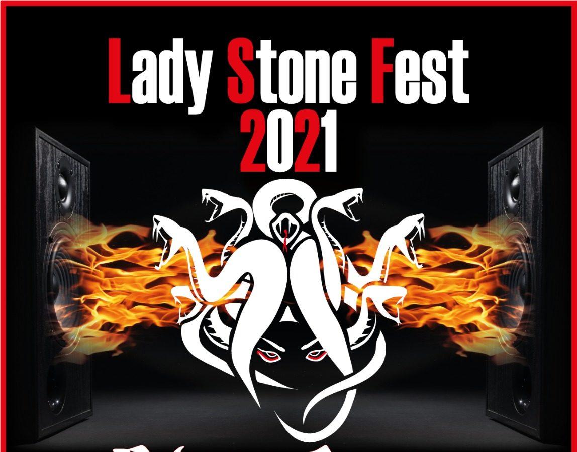Lady Stone Fest 2021 – 25 de abril en Madrid (Sala 0 – palacio de la prensa)