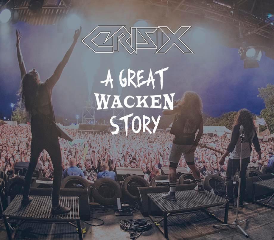 Crisix: de la batalla de bandas mundial del WOA a la actualidad