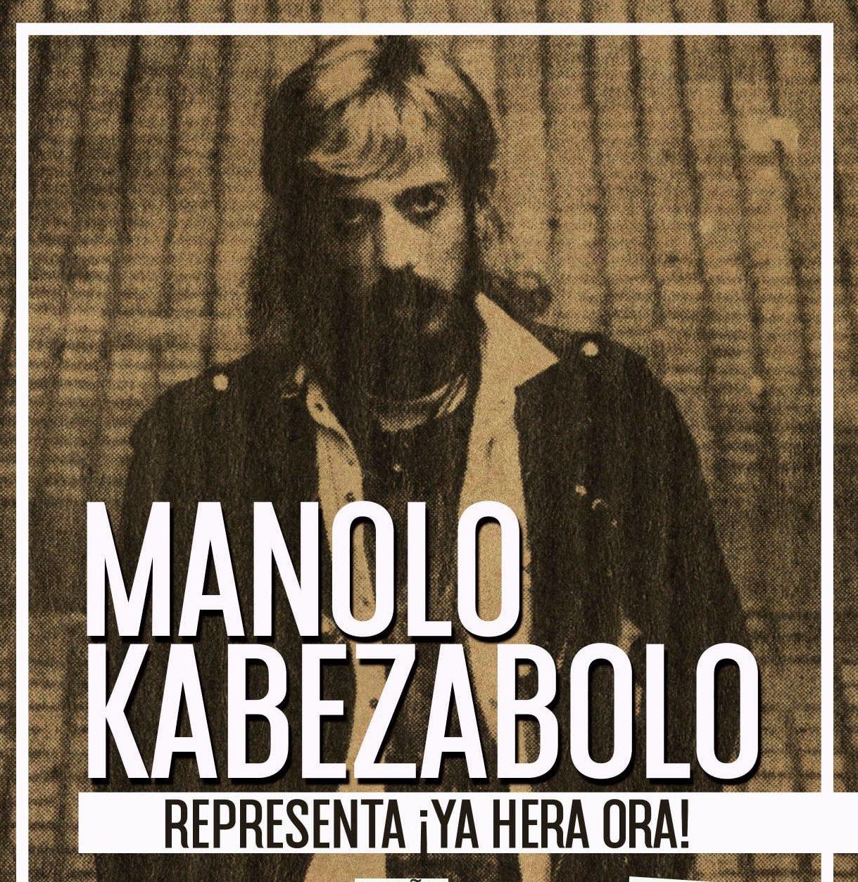 Crónica: Manolo Kabezabolo – Madrid 23 de abril