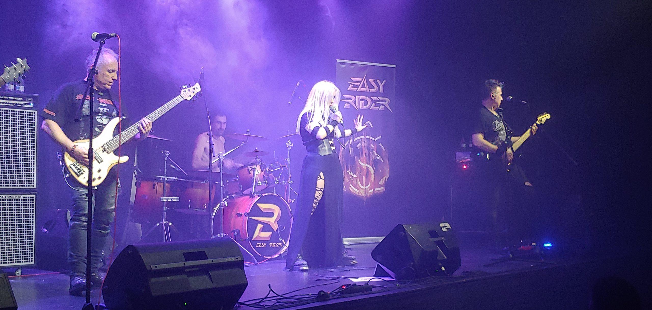 Crónica: Easy Rider – Málaga 13 de marzo – Sala La Cochera Cabaret
