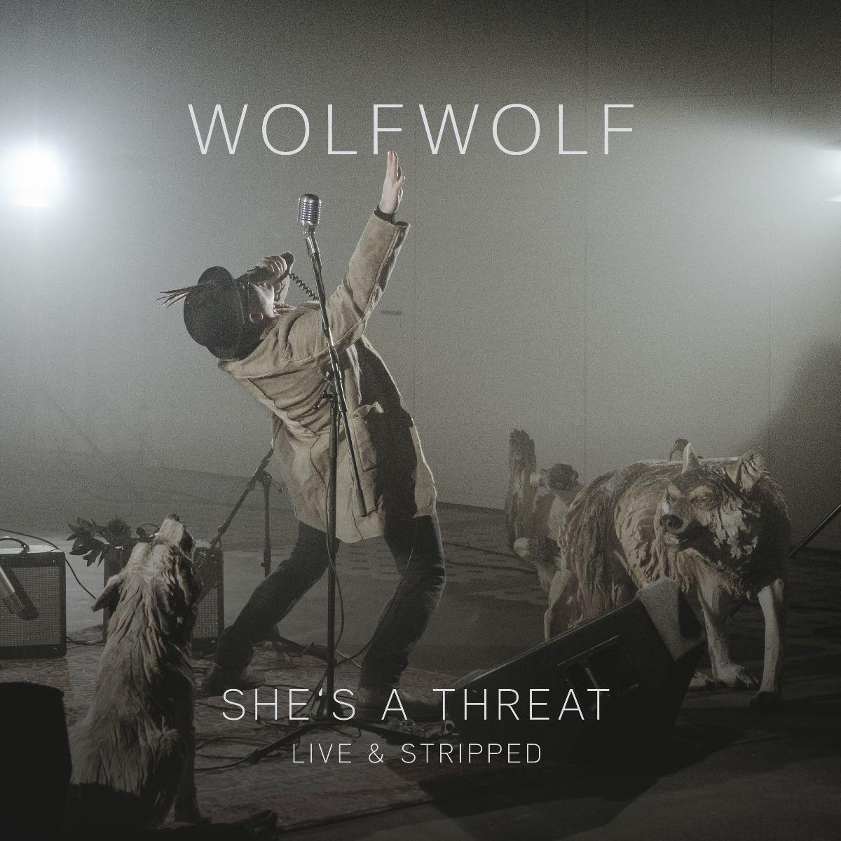 Wolf Wolf lanza el 9 de abril su nuevo EP: «Dark Night: Live & Stripped»