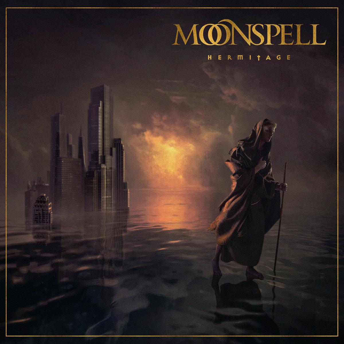Reseña – review: Moonspell «Hermitage»