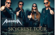 Iron Savior anuncia su «Skycrest Tour Spain» para 2022