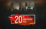 Leprous: Gira 20 aniversario, fechas Madrid y Barcelona