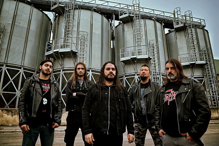 La banda de Death Metal IMPUR estrena su nuevo videoclip «Slaves Of Decay»