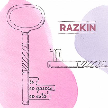 RAZKIN: Estrena el nuevo single y videoclip 'Si se quiere se está' + Nuevas fechas de concierto
