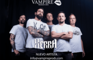 La banda vasca Herra fichan por Vampire Productions