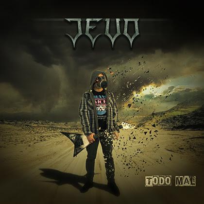 Jevo publica su disco en solitario «Todo Mal»