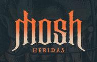 Mosh estrena single y vídeo lyric «Heridas»