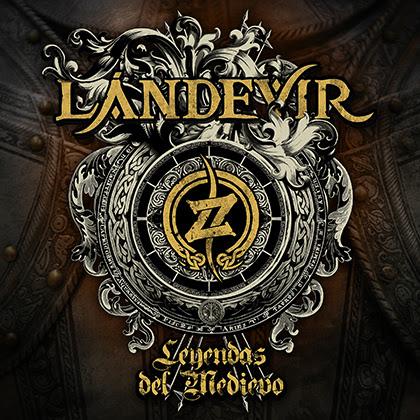 Lándevir presenta su nuevo single y videoclip «Leyendas Del Medievo»
