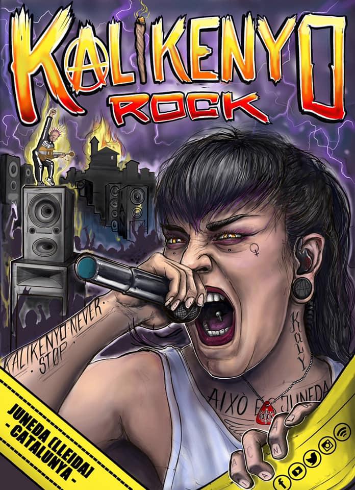 kalikenyo Rock 2021: Nuevas noticias