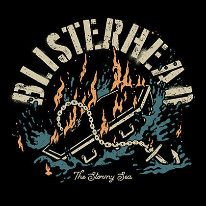 Reseña – review: Blisterhead «The Stormy Sea»