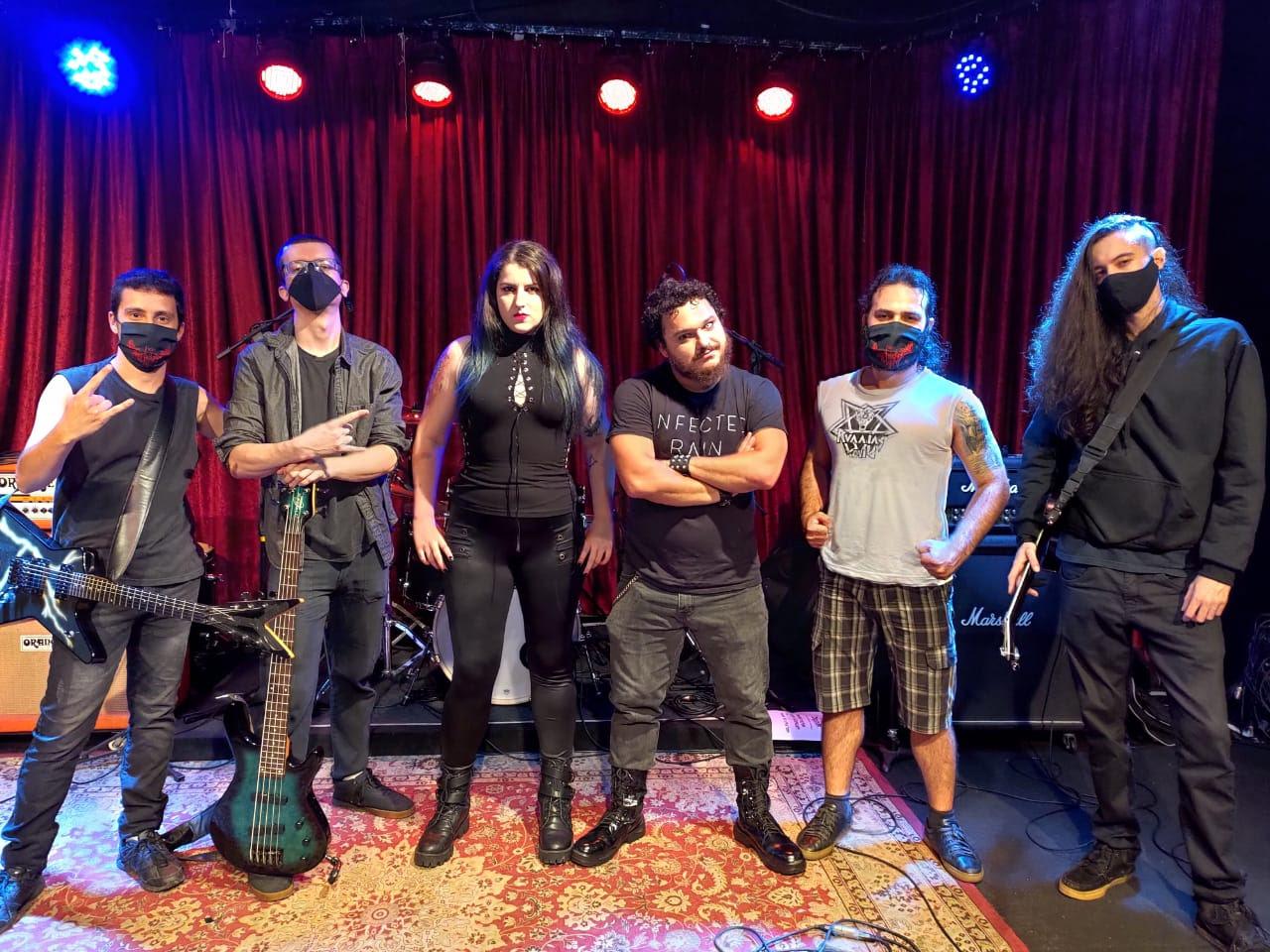 Final Disaster presenta su nuevo videoclip «Creatures From the Underground»
