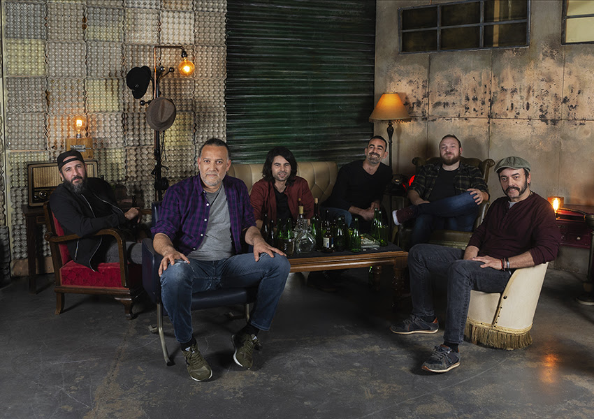 Los De Marras: Publican su nuevo disco «Peligro Esperanza»