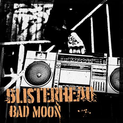 Blisterhead: Lanza su nuevo videoclip 'Bad Moon'
