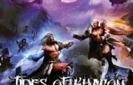 "Reseña – review: Tides Of Kharon ""Titanomachy"""