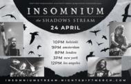 Insomnium anuncian «The Shadows Stream»