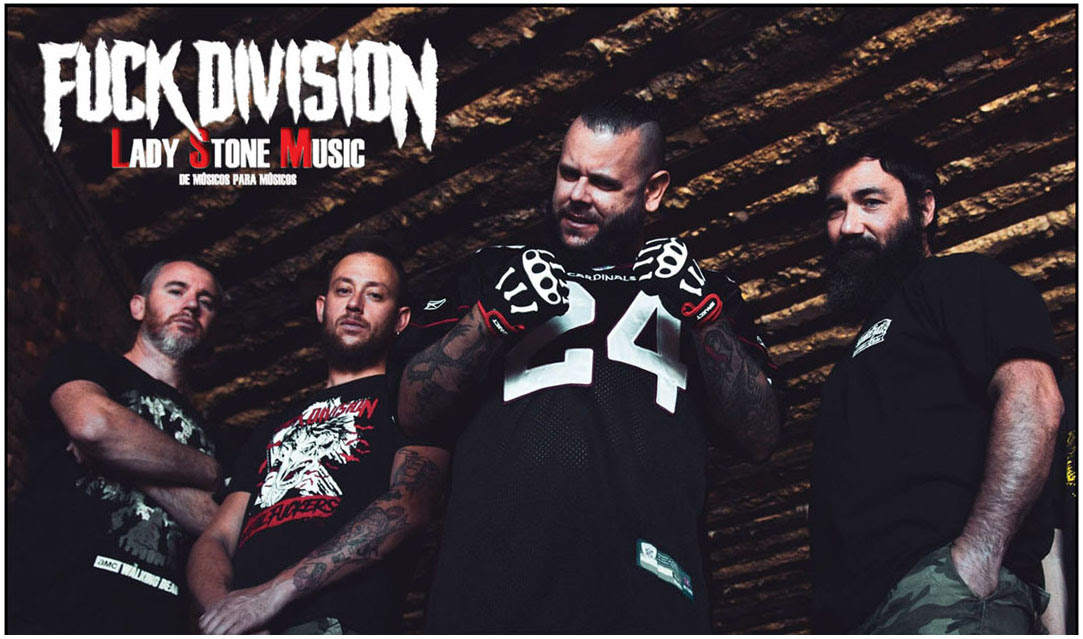 Fuck Division: Nuevo single y vídeo «Por qué»