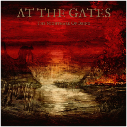 "AT THE GATES – Estrena el primer single de su nuevo álbum, ""The Nightmare Of Being"""