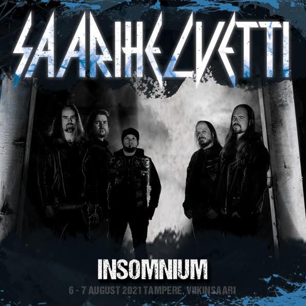 """INSOMNIUM – Estrena nuevo single y vídeo, """"The Reticent"""""""