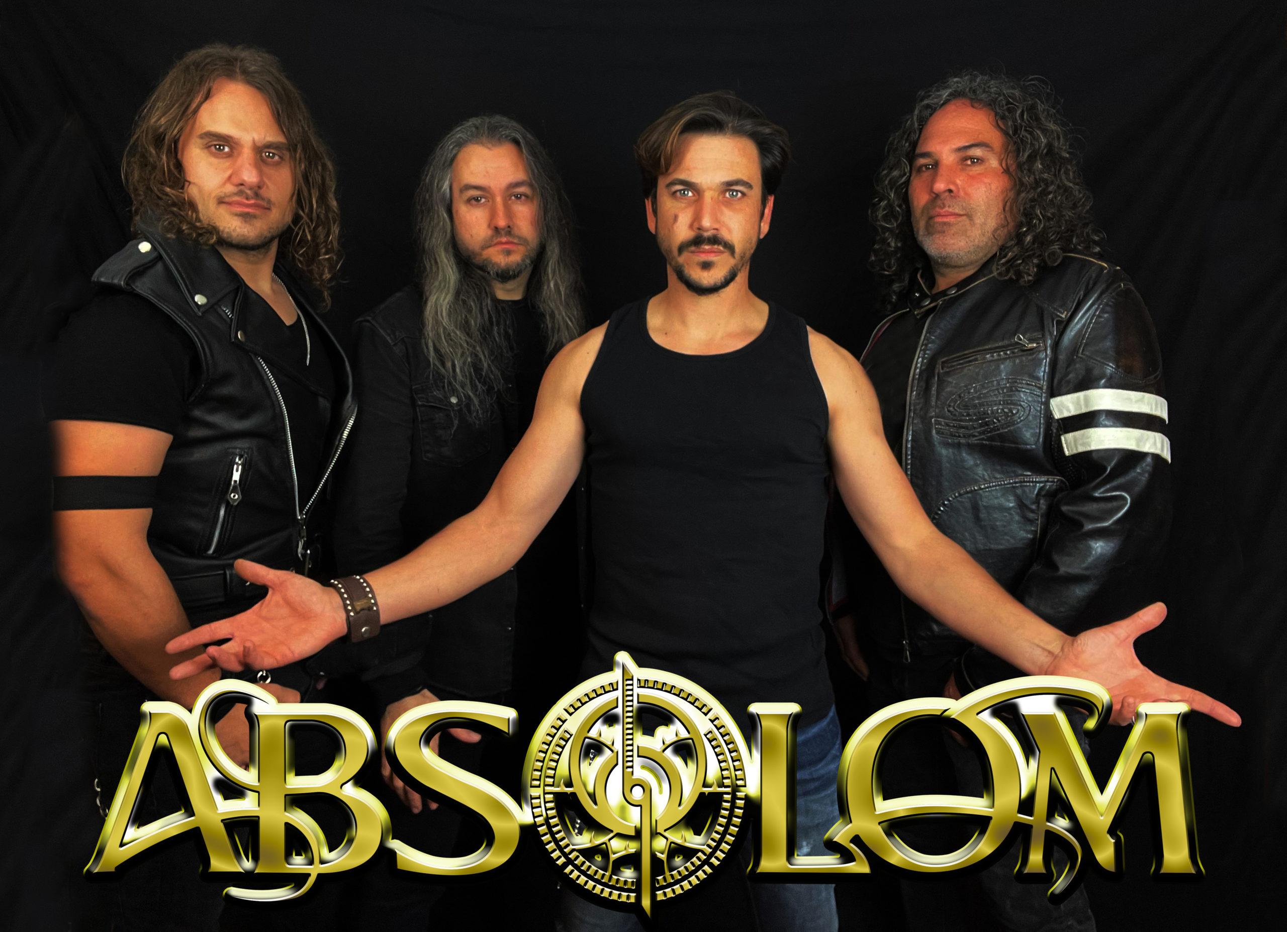 Absolom anuncia la salida de su primer single «Ascensión»