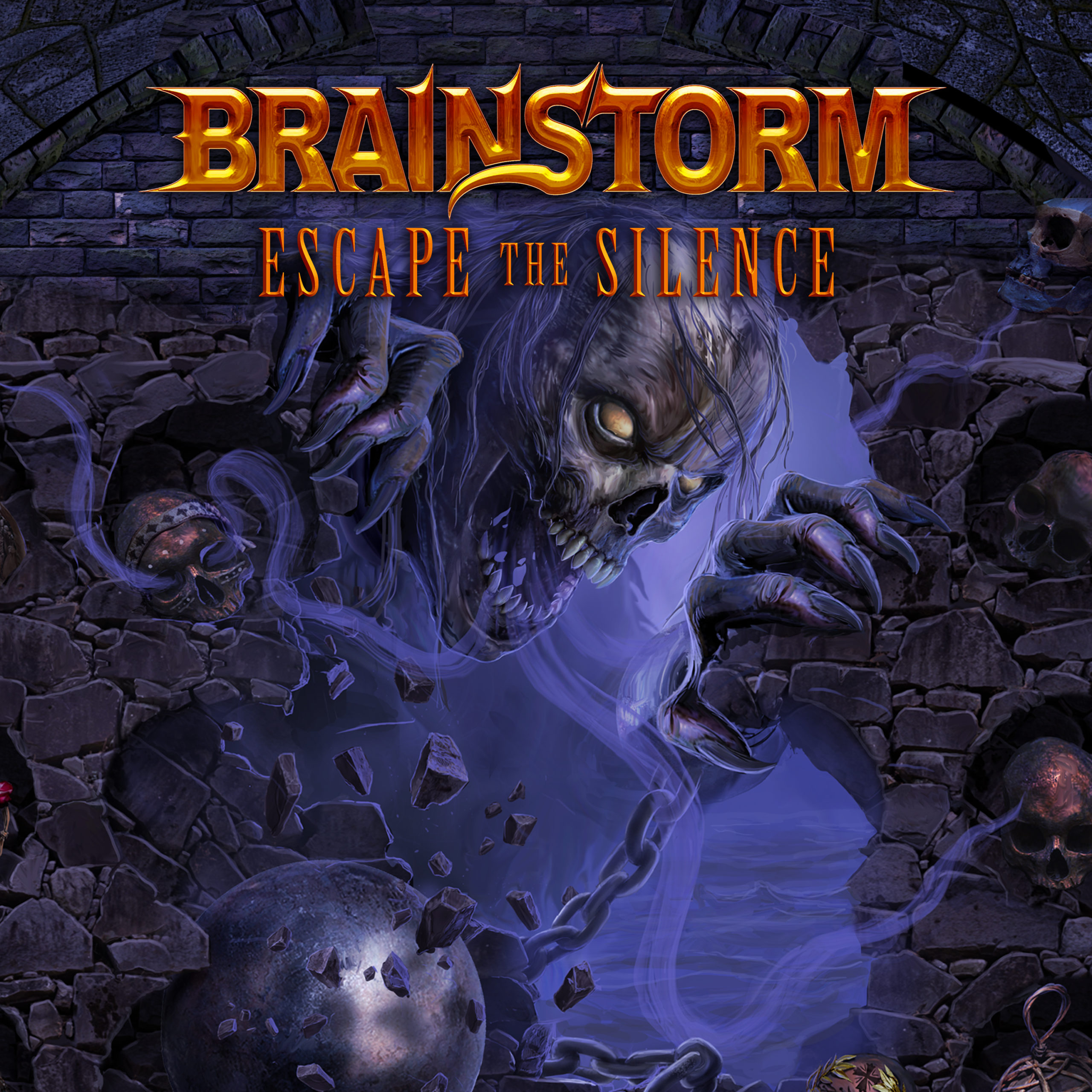 BRAINSTORM «ESCAPE THE SILENCE»