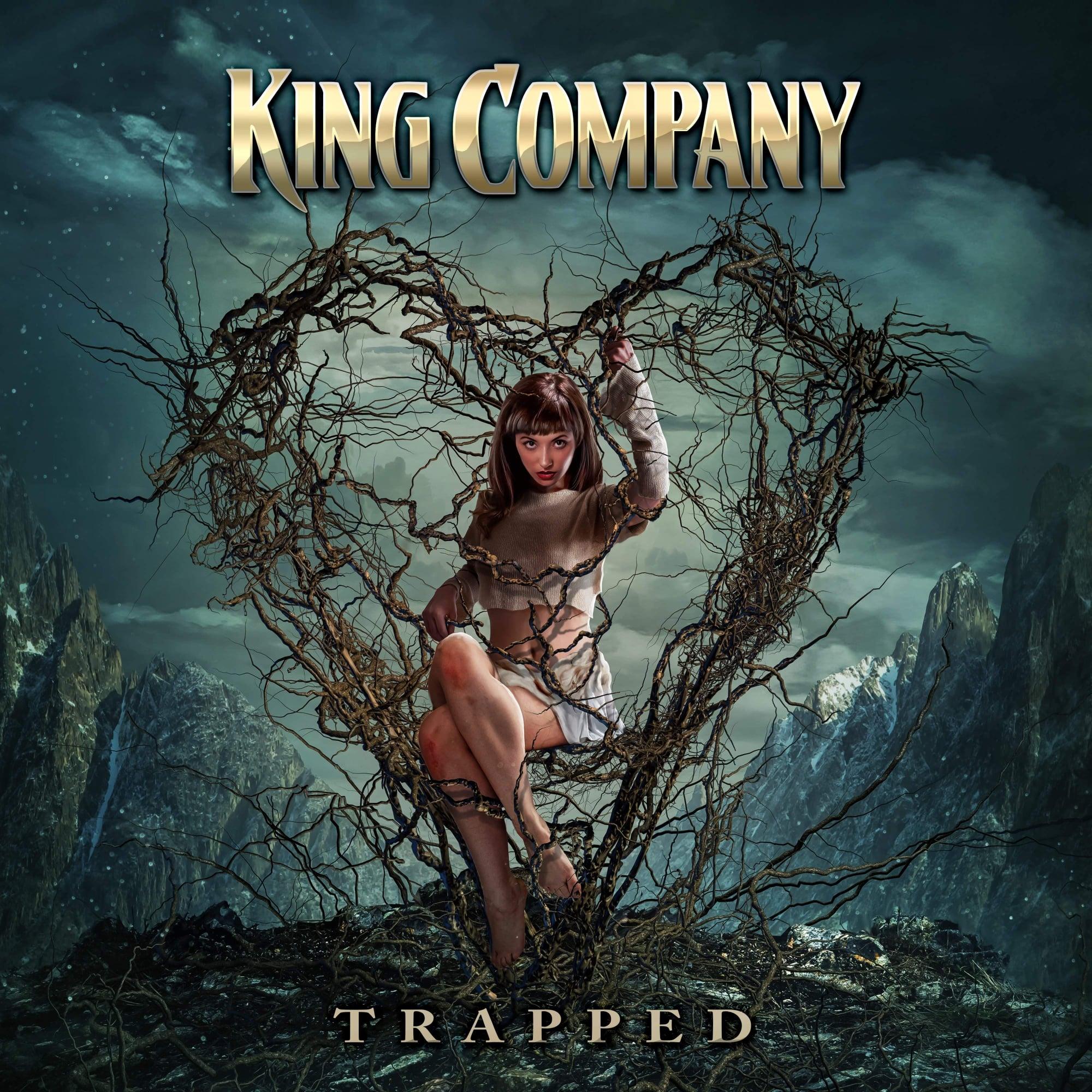 King Company anuncia fecha y portada de su próximo disco