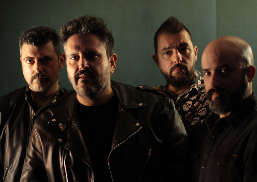 REPTILE: Estrena 'El Favorito', single de adelanto de su primer álbum 'Ruido Orgánico'
