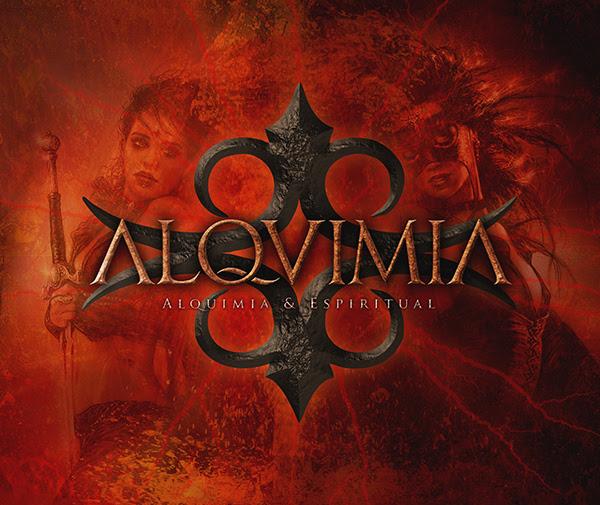 ALQUIMIA: Ya disponible en formato de doble CD la compilación 'Alquimia & Espiritual', los dos álbumes de la banda