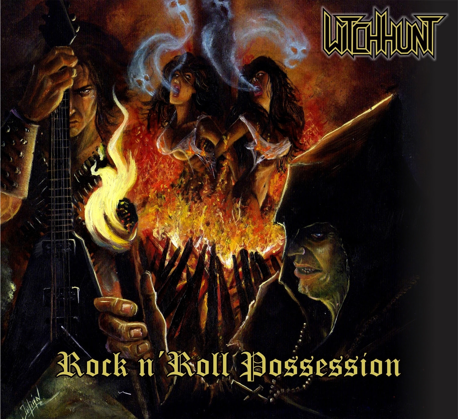 Reseña – review: Witch Hunt «Rock N' Roll Possession»