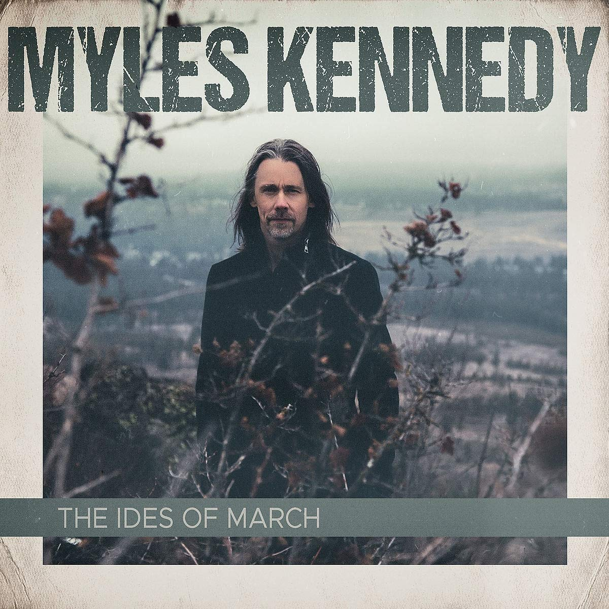Reseña – review: Myles Kennedy «The Ides Of March»