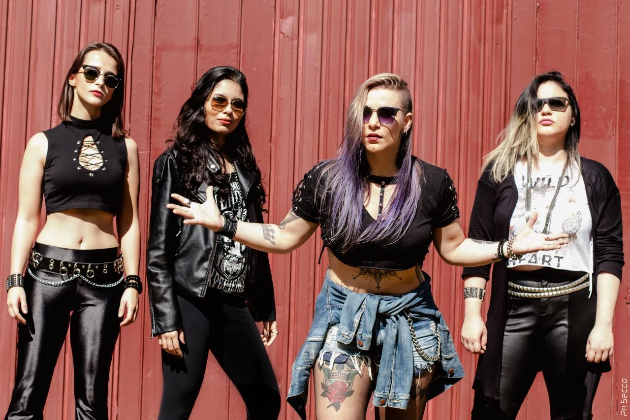 Las brasileñas MALVADA presentan su nuevo single «Cada Escolha una Renúncia»