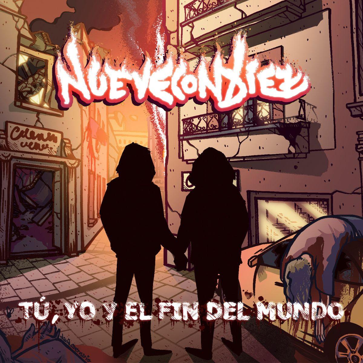 Reseña: NueveConDiez «Tú, Yo y el Fin del Mundo»