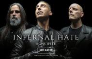 Infernal Hate anuncia su fichaje por Art Gates Records