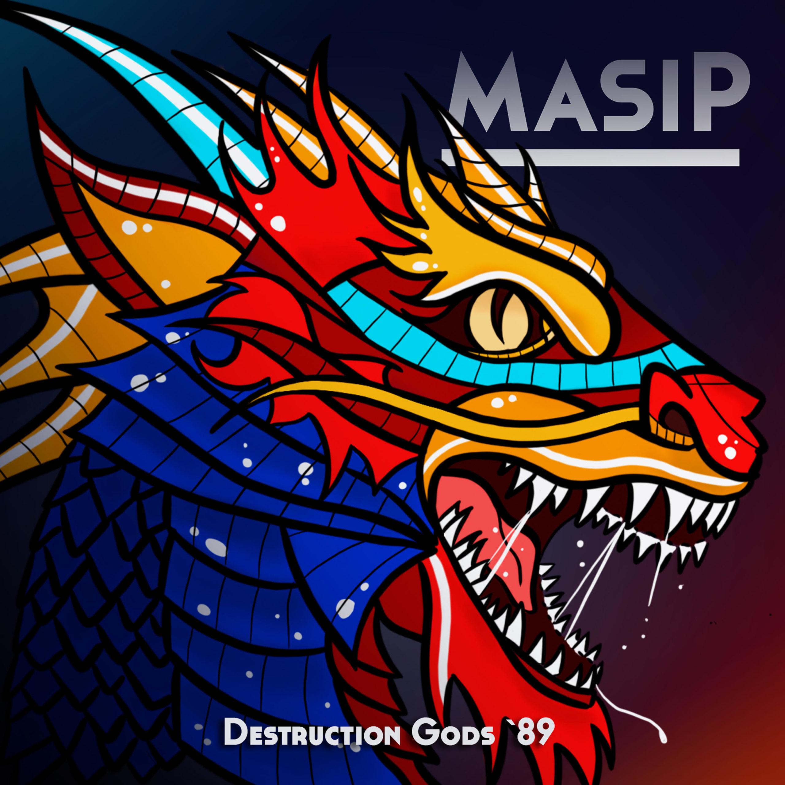 MAsip: Nuevo vídeo lyric «Good Luck»