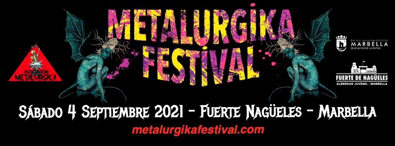 Metalurgika Festival aplazado hasta nueva fecha