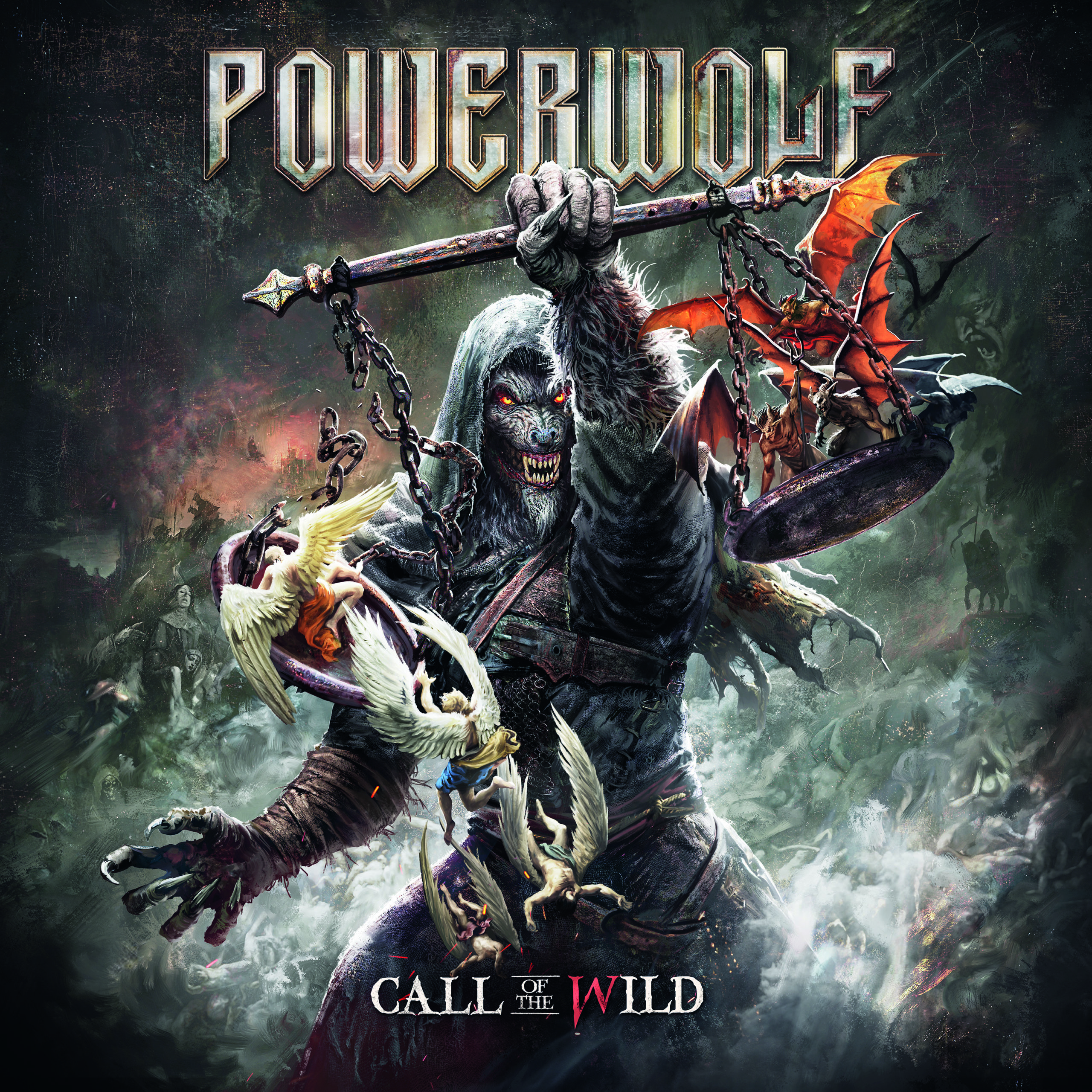 Review: Powerwolf «Call Of The Wild»
